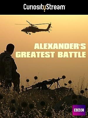 Alexander the great documentary bbc