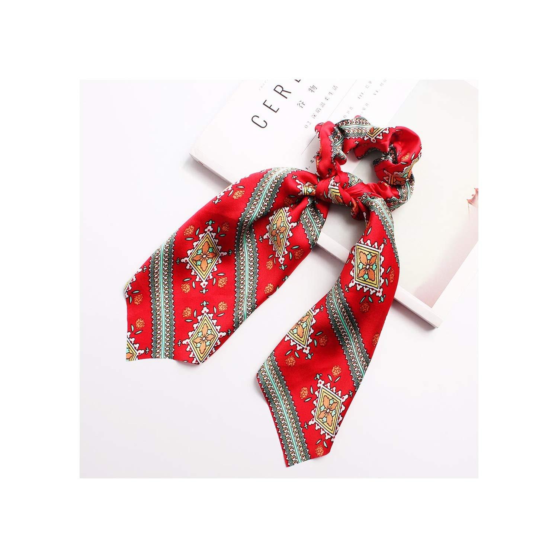 Ccsl Spring 2020.Amazon Com Sweet Women Ribbon Scrunchie Satin Bowknot