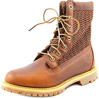 Timberland Open Chaussure de Auth 5 Femmes US 5 Travail Weave Brun v8n0OymNw