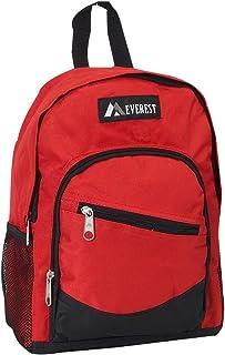 Everest Slant Backpack, Navy, One Size EVFDS 6045S-NY/BK