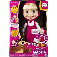 Masha y el Oso MBP Interactiva Robótico