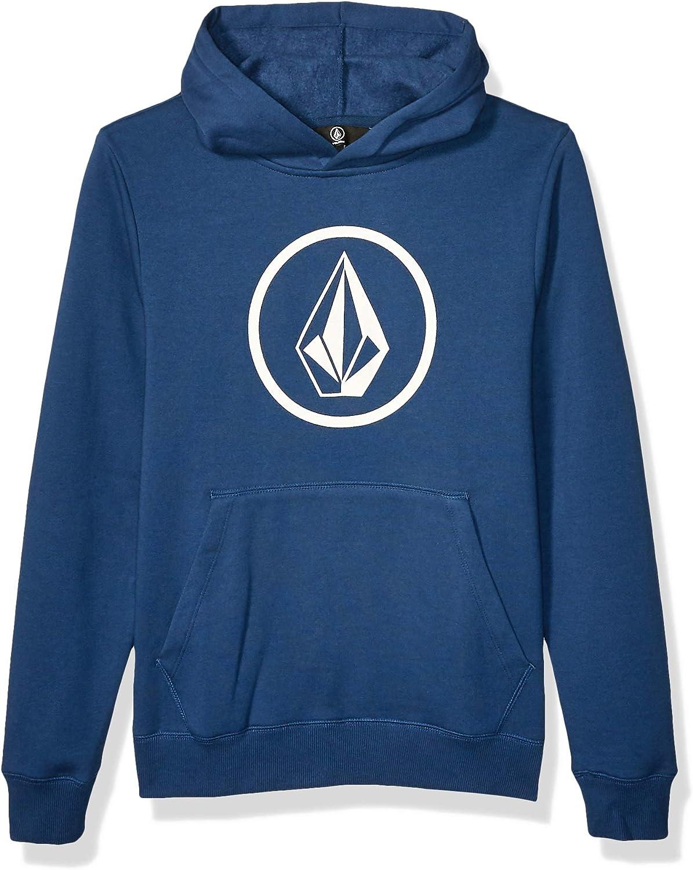 Volcom Boys Stone P//O Hooded Sweatshirt