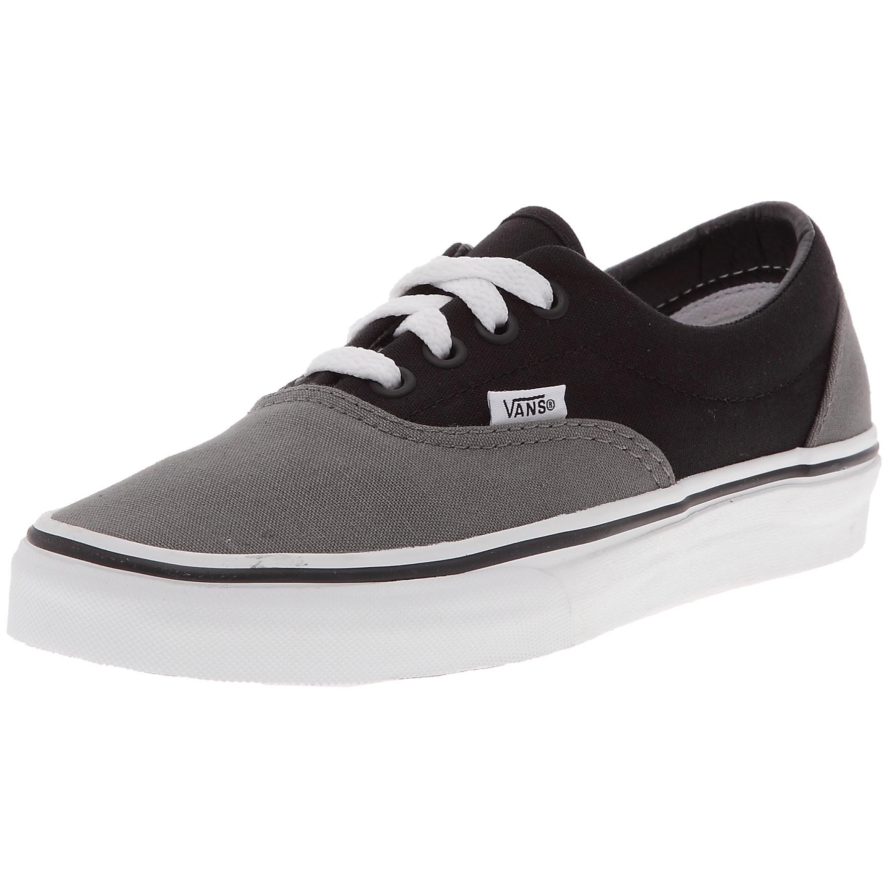 c32a066929 Galleon - Vans ERA SKATE SHOES 4.5 (PEWTER BLACK)