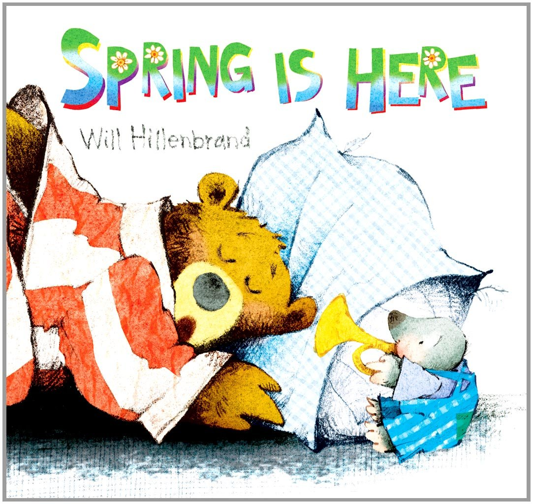 Spring Is Here! (Bear and Mole Story) by Holiday House (Image #1)