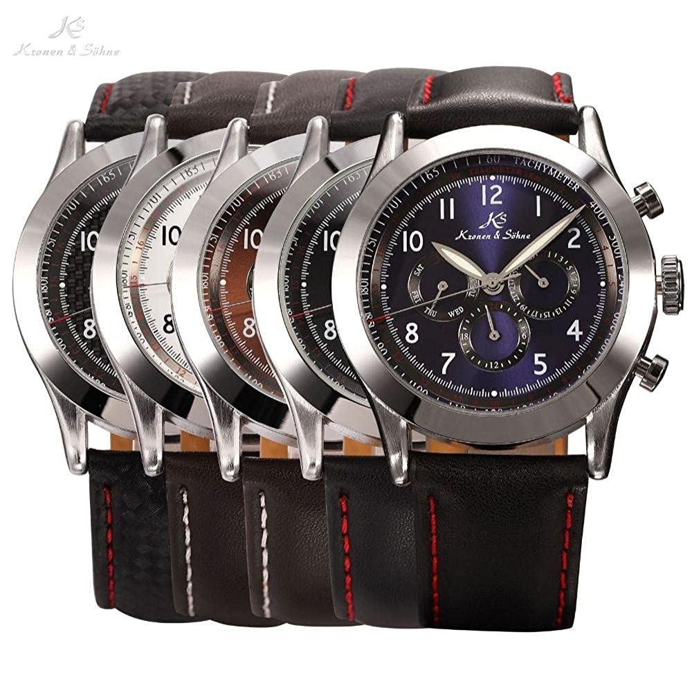 Amazon.com: Pretty Birdy Series Brand Luxury Watches Men Vintage Male Clock Relojes Automatic Wrap Gift Vintage Men Mechanical Watch: Watches