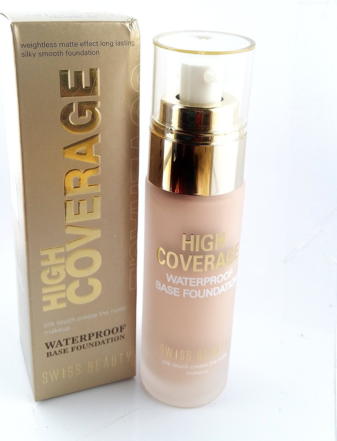 high coverage foundation