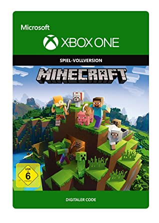 Minecraft Xbox One Download Code Amazonde Games - Minecraft spielen download