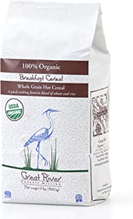 product image for Great River Organic Milling, Hot Cereal, Breakfast Cereal, Organic, 2-Pounds (Pack of 4)