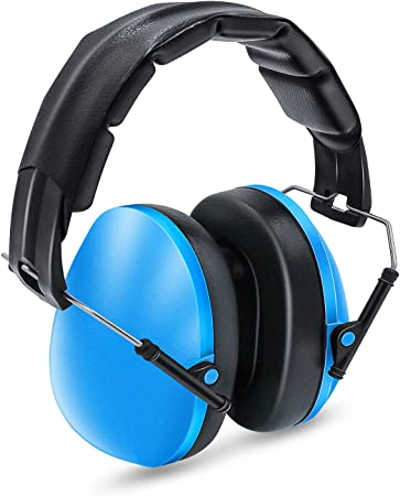 Kids Ear Defenders Noise Reduction Protector Muff Children Baby Child Adjustable