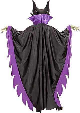 WIDMANN Widman - Disfraz de Maléfica para mujer, talla M (39922 ...
