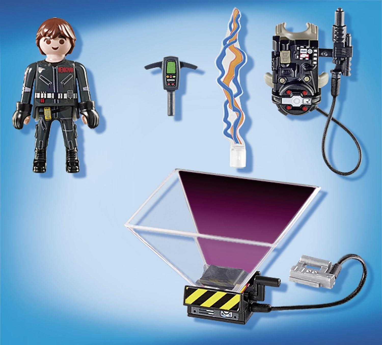 Playmobil Ghostbusters II Venkman Playmogram 3D 19 pcs NEW