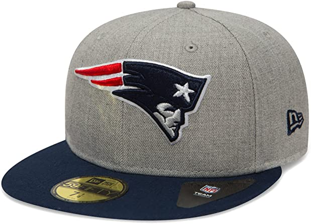 A NEW ERA ERA Era NFL Heather 5950 England Patriots Gorra: Amazon ...