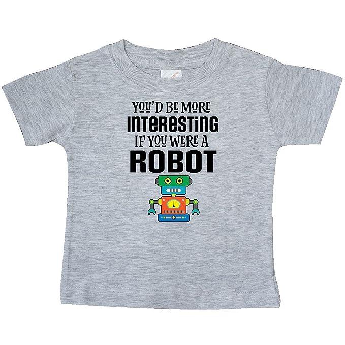Amazon Com Inktastic Robotics Club Funny Robot Joke Baby T Shirt