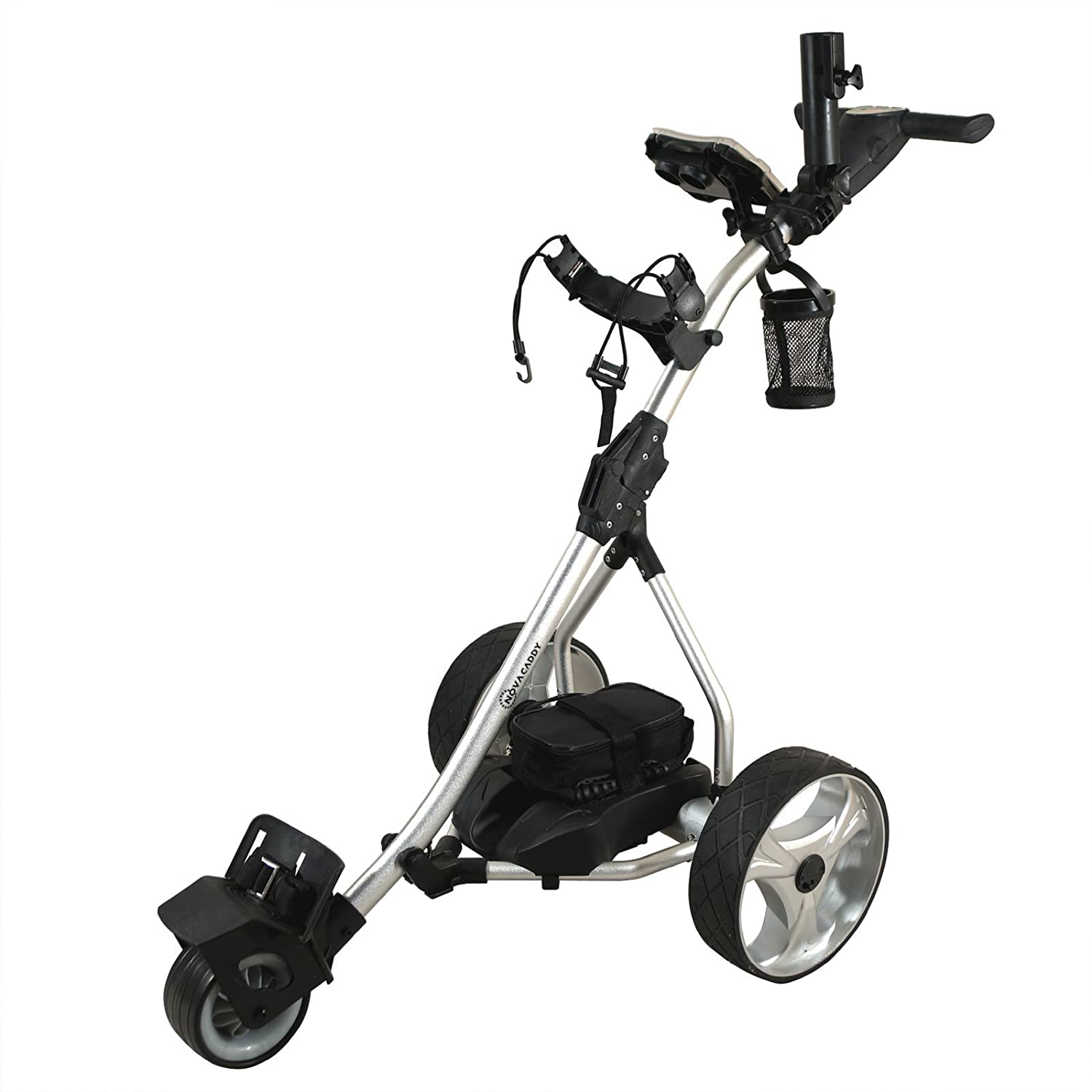 NovaCaddy S2R Remote Control Electric Golf Trolley Black Friday 2019 Deal