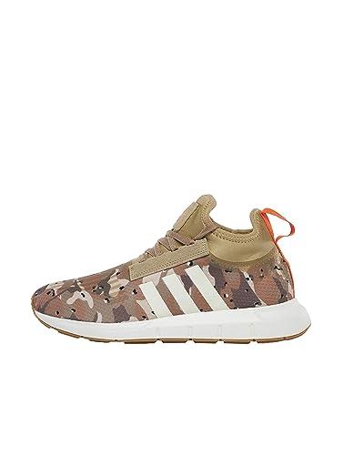 adidas Swift Run Barrier shoes brown beige