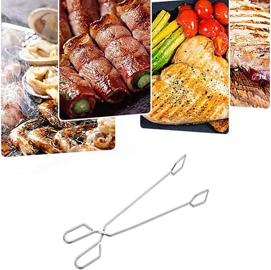 TUANTALL Pince a Cuisine Pince De Cuisine Pinces À Servir Pinces Barbecue Pinces Pinces À Barbecue Pinces de Cuisine Pinces de Cuisine Cuisine Tong 11 9
