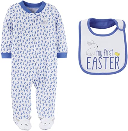 My First Easter just one you carters sleepwear outfit Newborn NEW