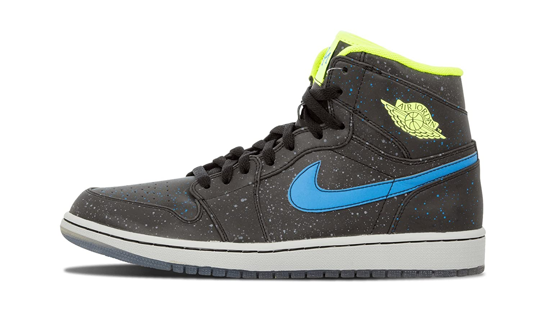 c328ce4335ba3 ... usa amazon nike air jordan 1 retro high bhm black history month mens  basketball shoes 579591