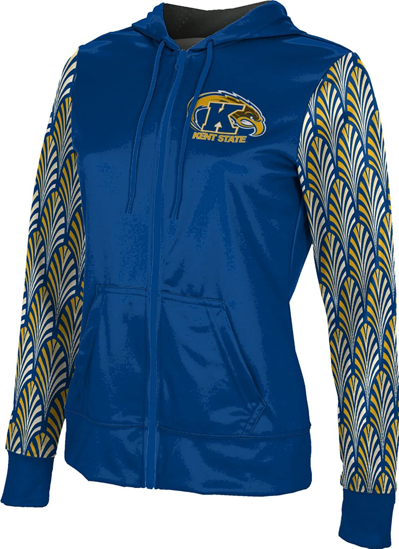 Deco School Spirit Sweatshirt ProSphere Kent State University Girls Zipper Hoodie