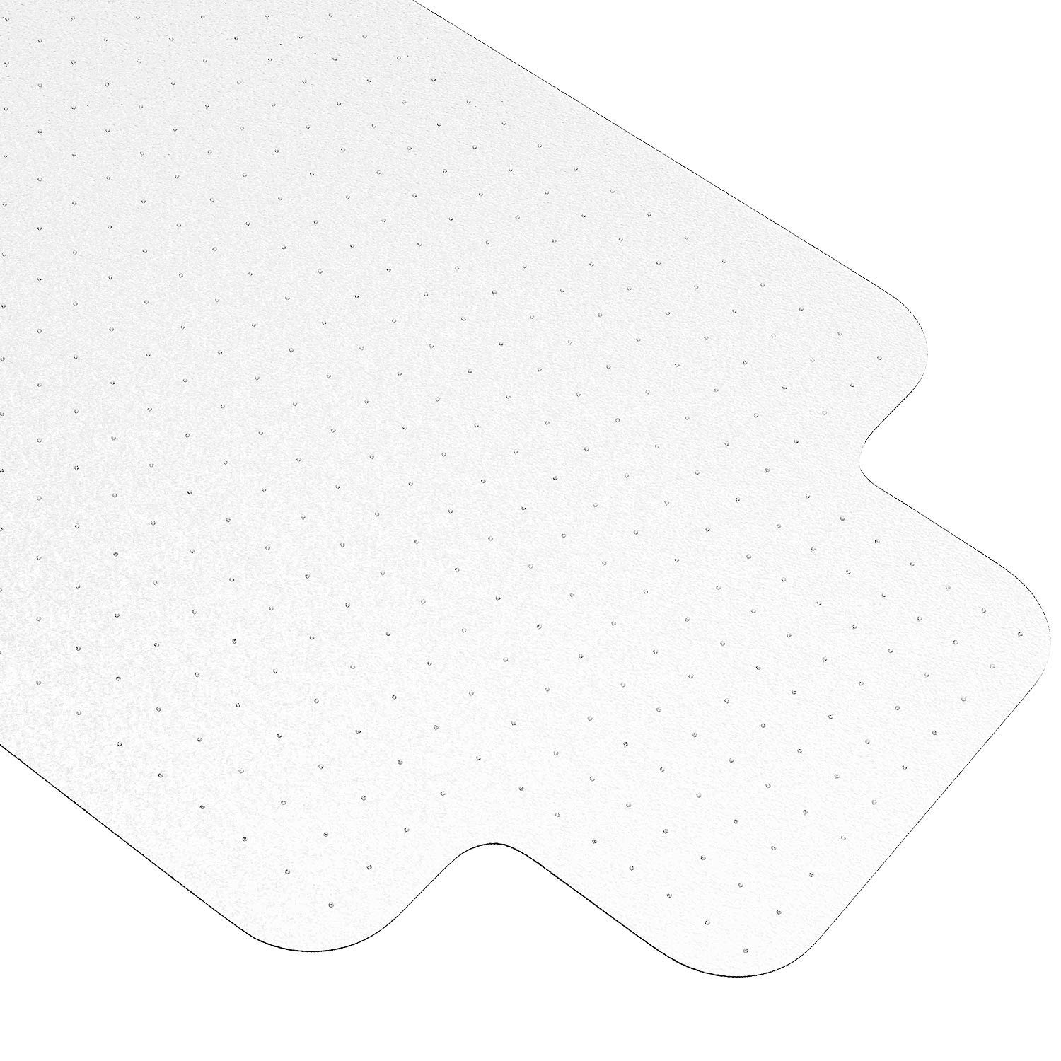 Office Chair Mat for Carpeted Floors - Heavy Duty (Unbreakable) by Starcounters