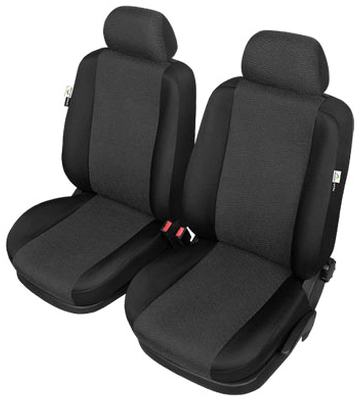 ZentimeX Z976968 Sitzbezü ge Vordersitze Stoff schwarz Airbag-Kompatibel BMW