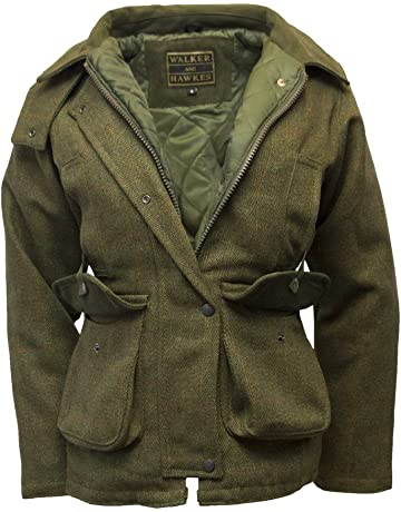 Petite Sherwood Forest Traditionnel Humide Cire Jacket-Olive