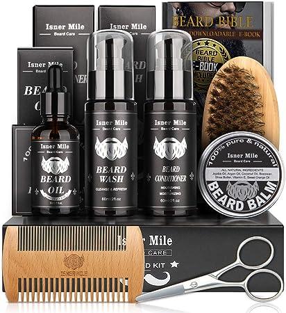 Beard Grooming Care Kit for Men