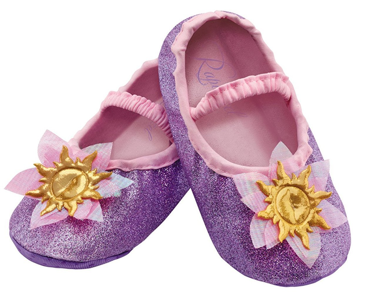 Disguise - Disney Rapunzel Toddler Slippers Size 6 DIS83872