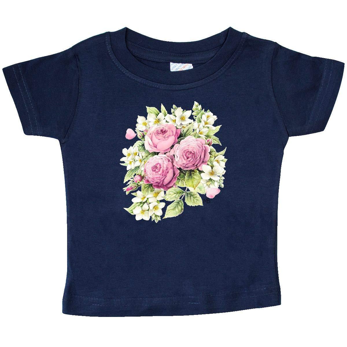 Marjolein Bastin inktastic Bouquet Baby T-Shirt