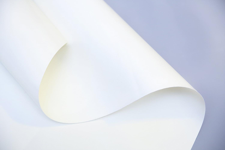 620g//m/² 150cm Breite Verschiedene Gr/ö/ße 1 Liter, PVC-Kleber Meterware ohne /Ösen LKW-Plane//PVC-Plane