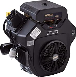 Kohler Command Pro OHV Horizontal Engine with Electric Start - 725cc, 1 7/16in. x 4 29/64in. Shaft, Model Number PA-CH730-3203
