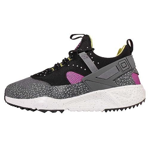 more photos ff854 27544 Nike Air Huarache Utility PRM, Zapatillas de Running para Hombre   Amazon.es  Zapatos y complementos