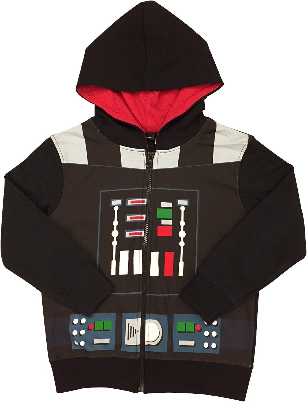 Peut le VESPA être Avec Vous Dark Vador Star Wars Scooter Sweat à Capuche Kids 3-12YR