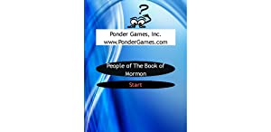 Ponder Games – People of The Book of Mormon from Ponder Games, Inc.