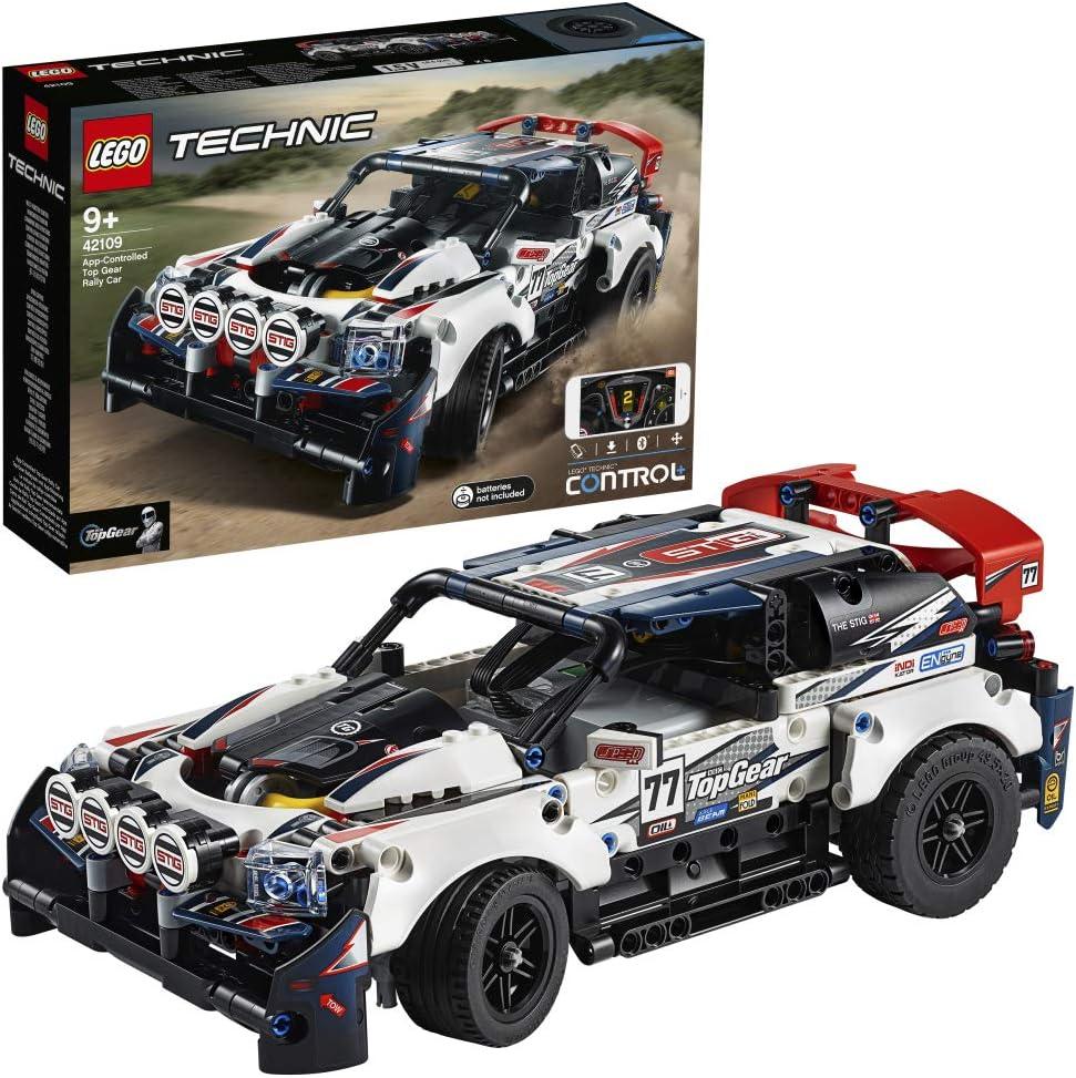レゴ(LEGO) テクニック トップギア・ラリーカー(アプリコントロール) 42109