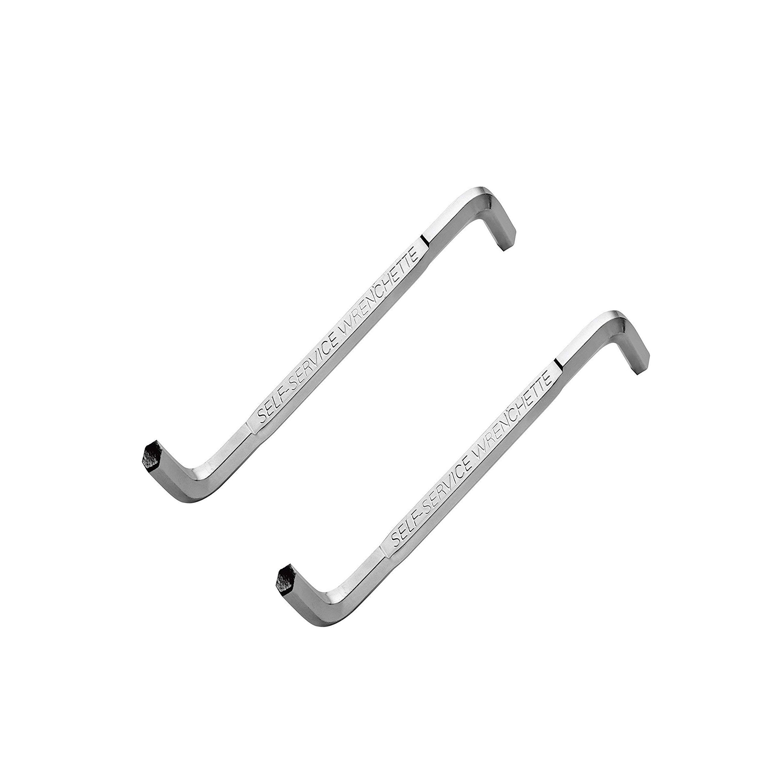 Waste Disposer Wrench Jam Buster Wrenchette for InSinkErator WRN-00 Garbage Disposal (2 pack)