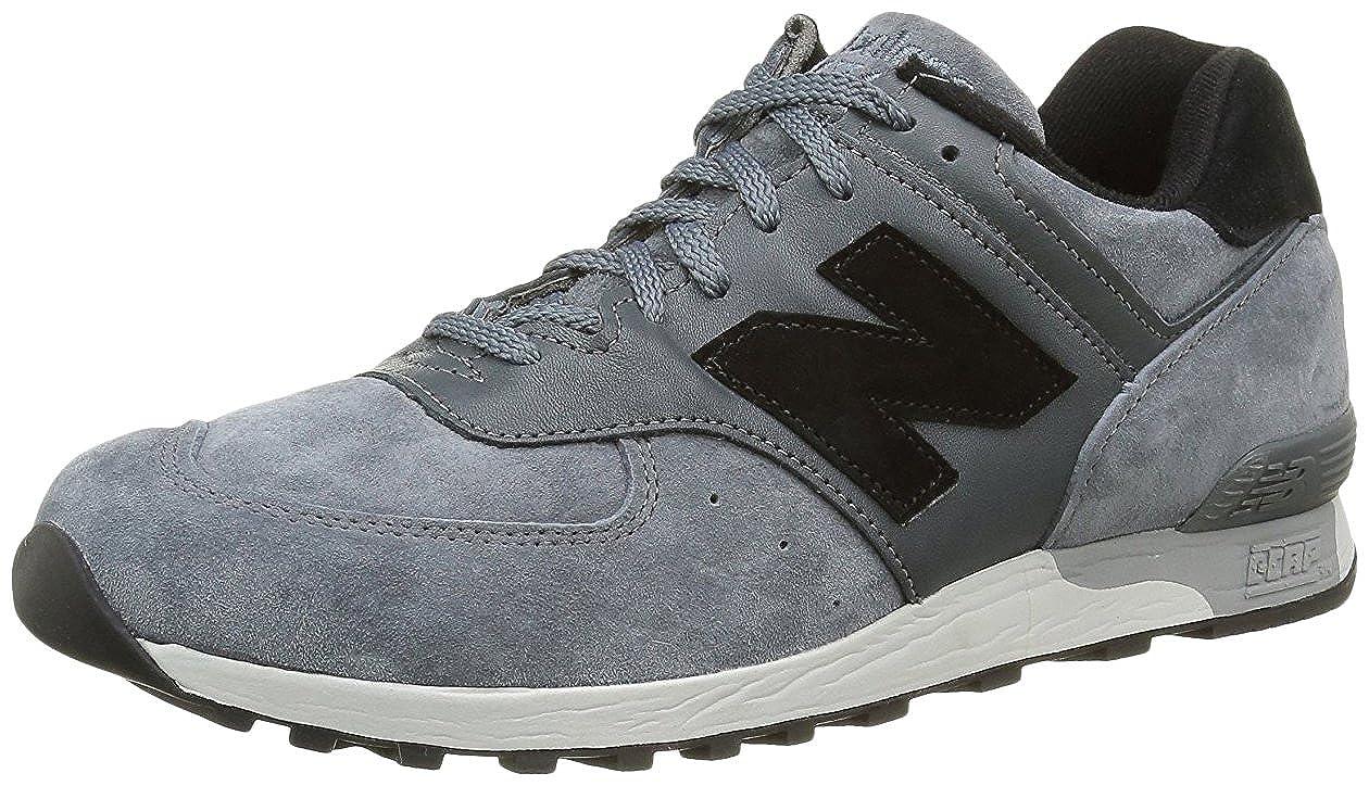 77bf3b091c077 Amazon.com | New Balance 576 Men's Shoes Grey/Black M576PLG | Fashion  Sneakers