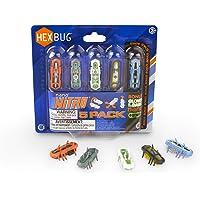 Hexbug 501744 - Nano Nitro 5-Pack, Elektronisch Speelgoed
