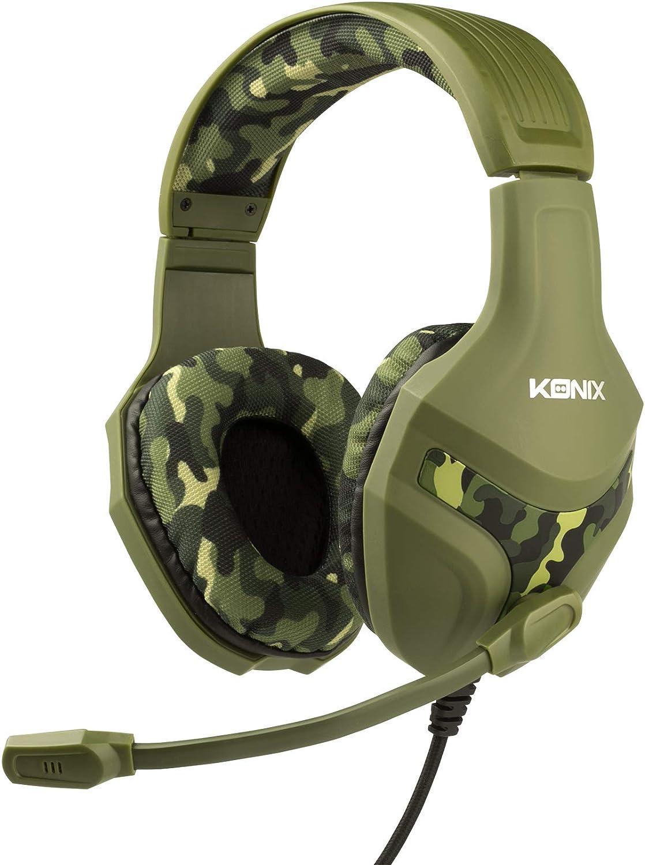 casque beexellent camouflage sans fils gamer ps4