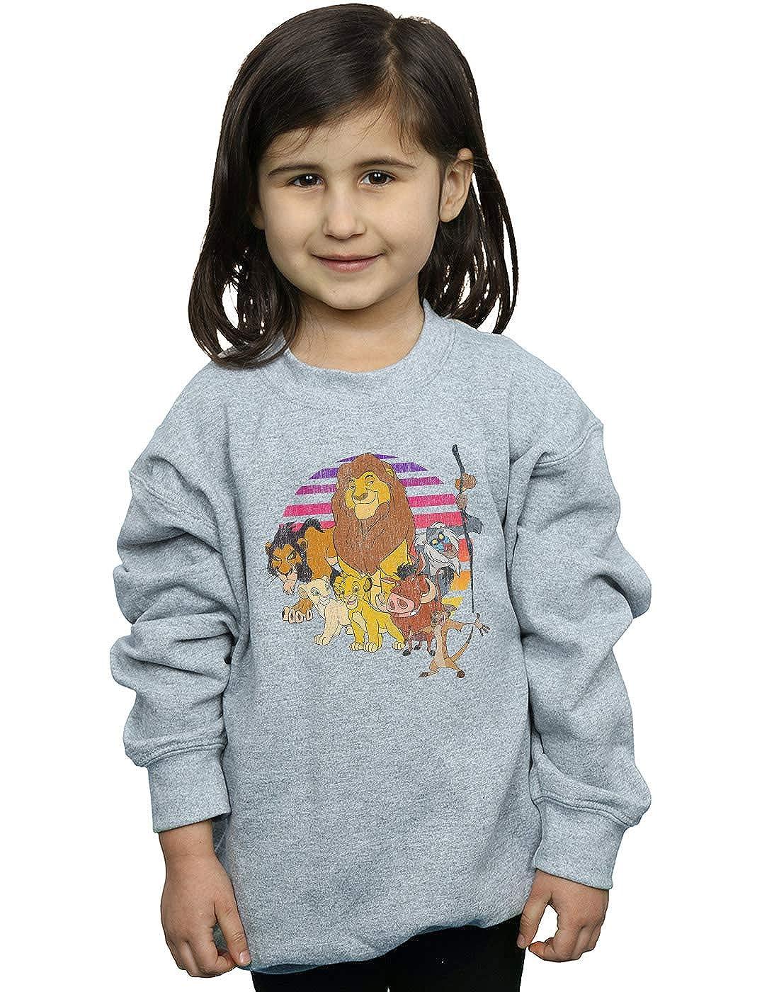 Disney Girls The Lion King Pride Family Sweatshirt