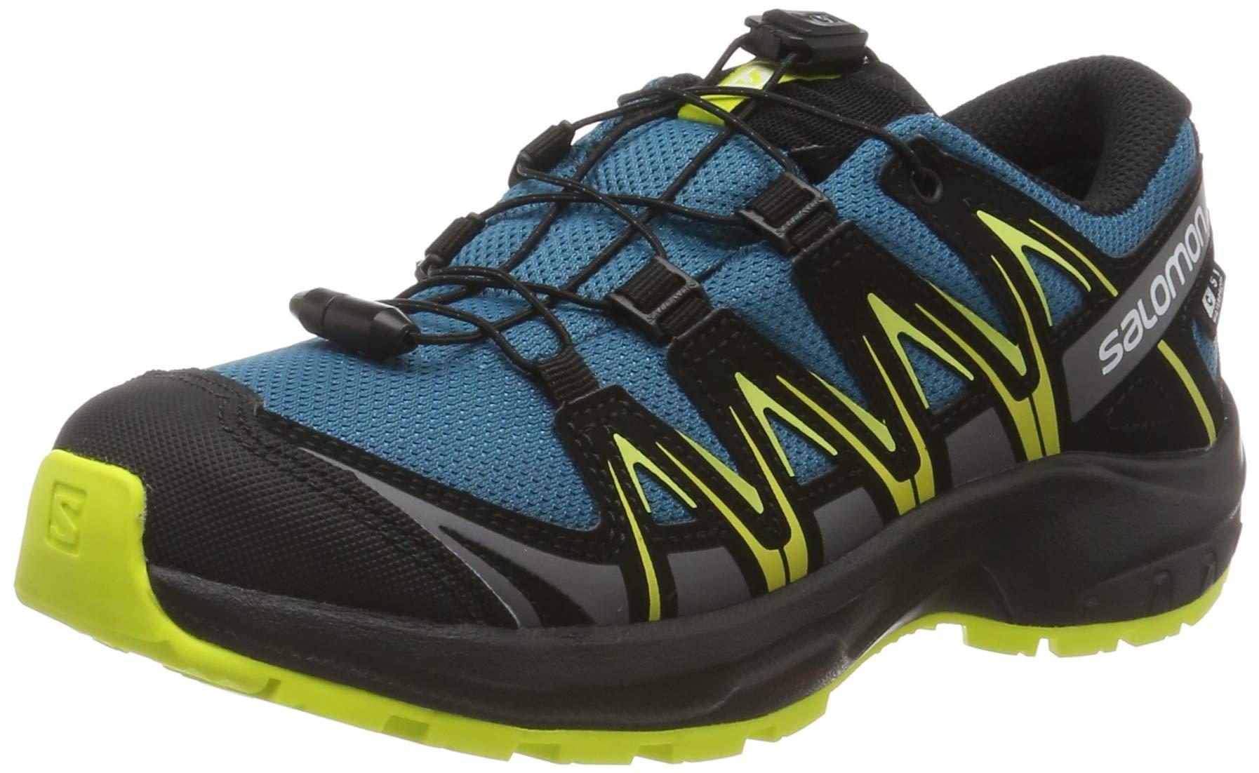9c7ed6967b1 Salomon XA Pro 3D CSWP J, Zapatillas de Trail Running para Niños