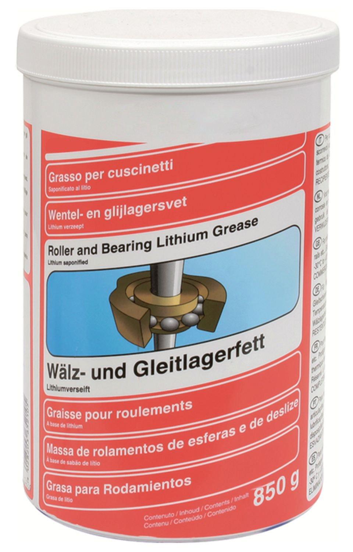 wälz de y rodamiento de deslizamiento grasa - 850 g - Este temperaturbeständige wälz de y rodamiento de deslizamiento grasa tiene hochwirksame aditivos para ...