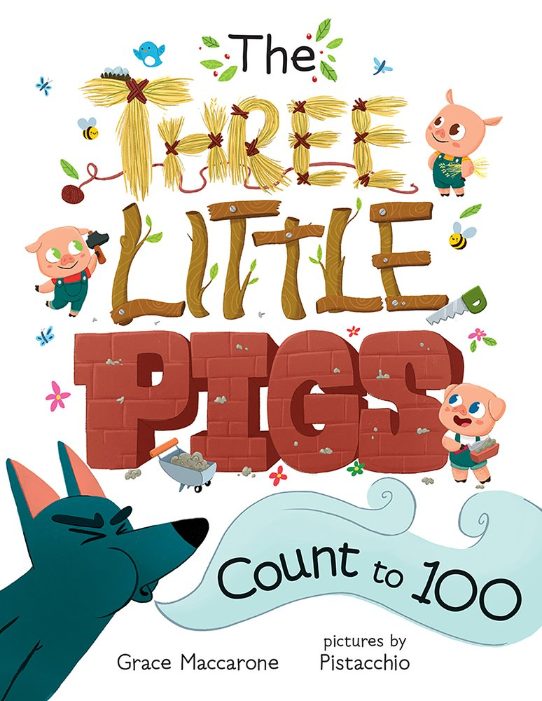Read Online The Three Little Pigs Count to 100 pdf epub