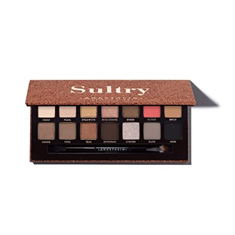 Sultry Eye Shadow Palette   14 Shades by Anastasia Beverly Hills