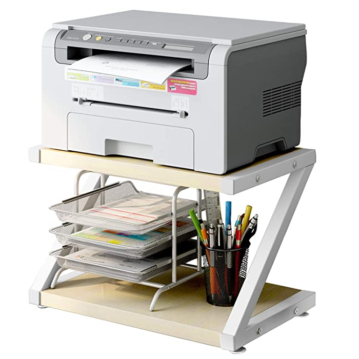 The Best Laptop Desk With Printer Shelf