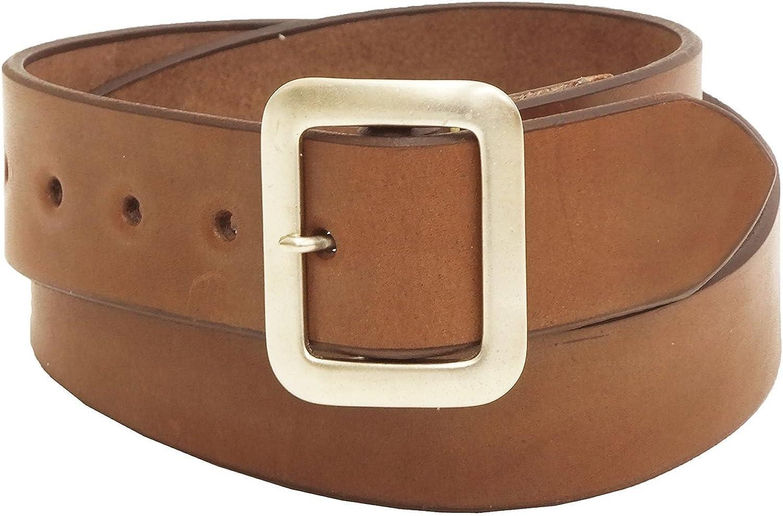 Sugar Cane Leather Belt SC02320 Mens Casual Garrison belt