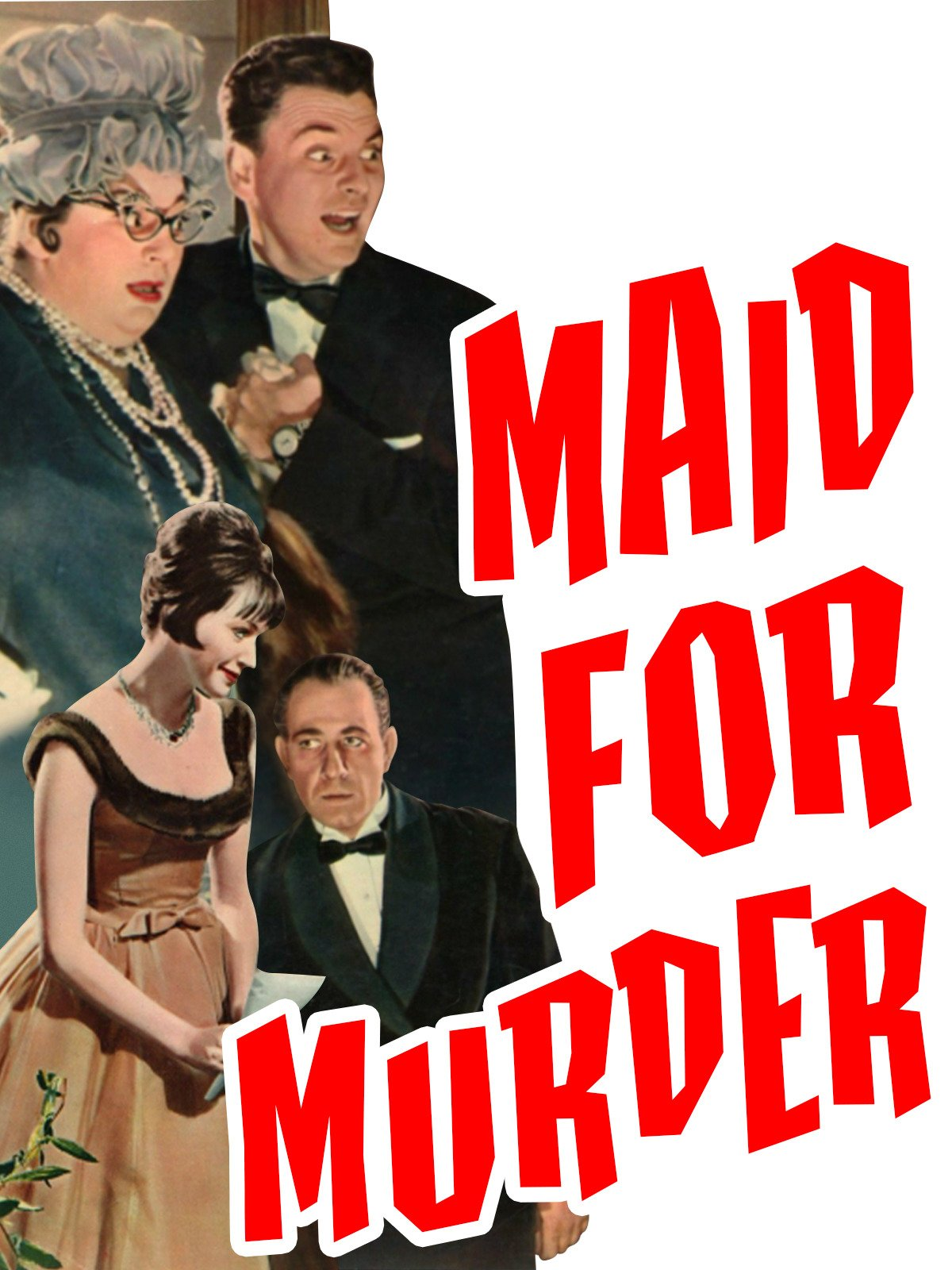 Maid for Murder on Amazon Prime Video UK