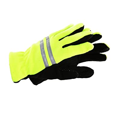 wholesale great quality best choice Mens ProClimate Hi-Vis Gloves Snood Neck Warmer Lightweight Reflective  Outerwear