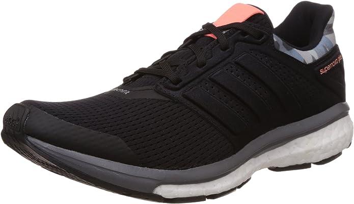 adidas Supernova Glide 8 GFX W, Zapatillas de Running para Mujer, Negro/Gris (Negbas/Negbas/Gris), 36 EU: Amazon.es: Zapatos y complementos