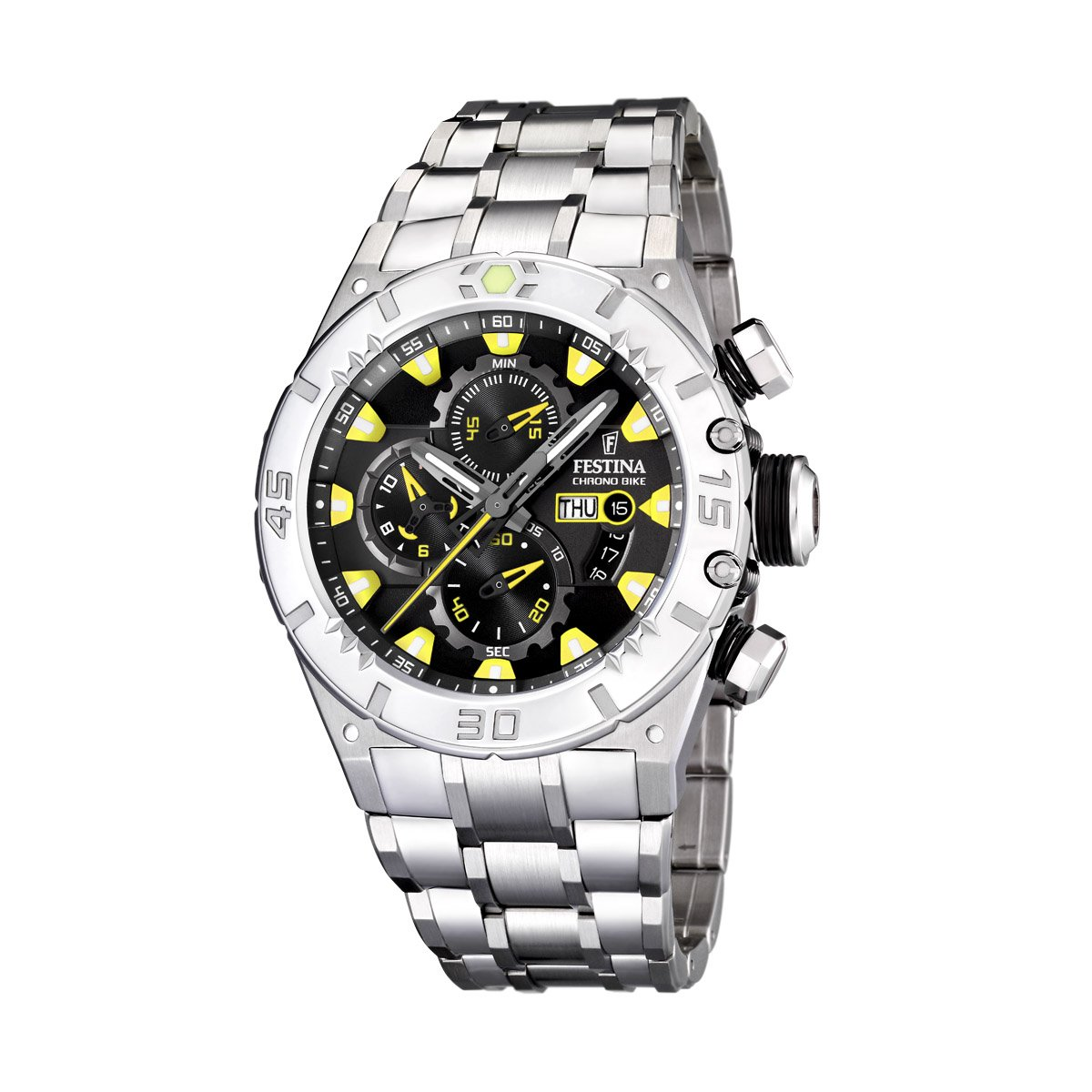 Amazon.com: Festina hombre Le Tour de France f16527/2 Reloj ...